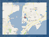 地図(グーグルマップ)